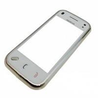 Тач панель для NOKIA N97 mini белая с корпусной рамкой Н/С