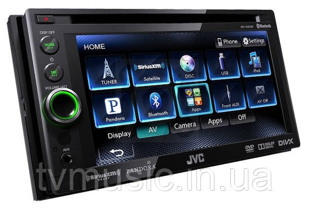 Автомагнитола JVC KW-AV61BTEE