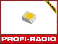 Светодиоды SMD 3528 (1210) Ультра-Яркие Белые