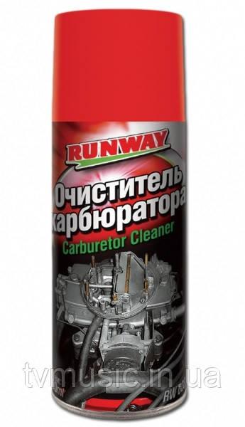 Очиститель карбюратора Runway Carburetor Cleaner RW6081 450 мл