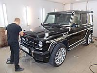 Абразивная полировка автомобиля