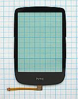 Тачскрин сенсорное стекло для HTC Touch 3G T3232/T3238 black