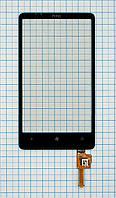 Тачскрин сенсорное стекло для HTC HD7 T9292 black