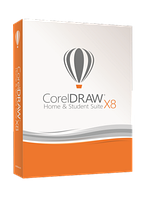 CorelDRAW Home & Student Suite X8 RU/EN (электронная версия) (Corel Corporation)