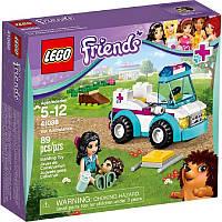 Lego Friends Vet Ambulance Ветеринарная скорая помощь 41086