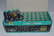 Батарейки alkaline LR06 ( AA ), 60 штук