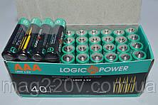 Батарейки alkaline LR03 ( ААА ), 60 штук