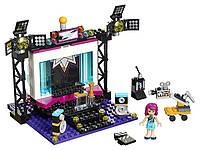 LEGO Friends Поп-звезда Телестудия Pop Star TV Studio 41117