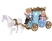 Simba Evi Love ЕВИ И ТИММИ Карета принцессы Princess carriage 5738516