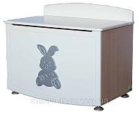 Ящик для игрушек Glamour Bunny