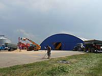 Быстровозводимое зернохранилище харьков