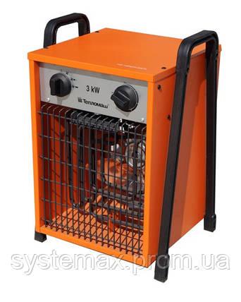 Тепловентилятор Тепломаш КЭВ-3С41Е (КЭВ 3С41Е) 3 кВт, фото 2