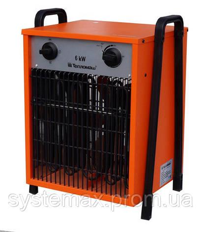 Тепловентилятор Тепломаш КЭВ-6С41Е (КЭВ 6C41Е) 6 кВт, фото 2