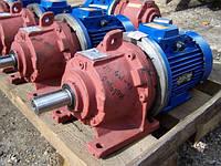 Мотор-редукторы планетарные зубчатые, двухступенчатые 3МП-31,5, 3МП-40, 3МП-50