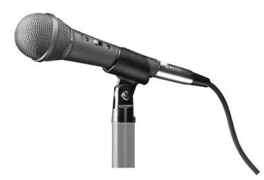 Однонаправленный динамический ручной микрофон, BOSCH LBC2900/20