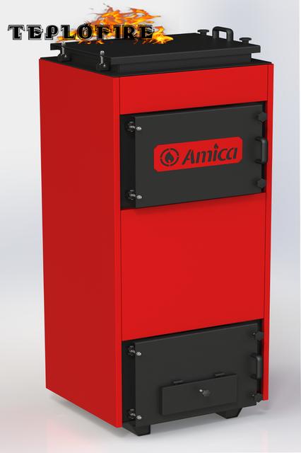 Котел cверх длительного горения AMICA TIME C 24 кВт
