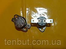 Реостат авто включення-виключення KSD 301 / 60℃ / 250 ст. / 10 / 17 мм. діаметр . Нормально замкнутий .