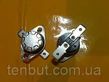 Реостат авто включения-выключения KSD 301 / 65℃ / 250 в. / 10 А / 17 мм. диаметр . Нормально замкнут .