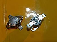 Реостат авто включения-выключения KSD 301 / 70℃ / 250 в. / 10 А / 17 мм. диаметр . Нормально замкнут .