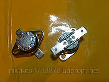 Реостат авто включення-виключення KSD 301 / 70℃ / 250 ст. / 10 / 17 мм. діаметр . Нормально замкнутий .