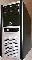 Игровой ПК - 4ЯДРА 4x2.5GHz / 4GB RAM / 500GB HDD / Radeon HD6670 1GB DDR5
