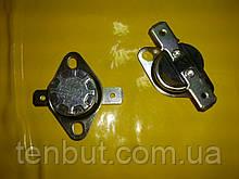 Реостат авто включення-виключення KSD 301 / 85℃ / 250 ст. / 10 / 17 мм. діаметр . Нормально замкнутий .