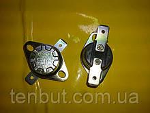 Реостат авто включення-виключення KSD 301 / 90℃ / 250 ст. / 10 / 17 мм. діаметр . Нормально замкнутий .