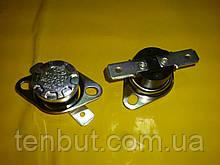 Реостат авто включення-виключення KSD 301 / 95℃ / 250 ст. / 10 / 17 мм. діаметр . Нормально замкнутий .