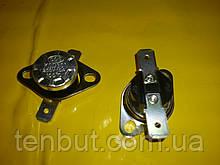 Реостат авто включення-виключення KSD 301 / 100℃ / 250 ст. / 10 / 17 мм. діаметр . Нормально замкнутий .