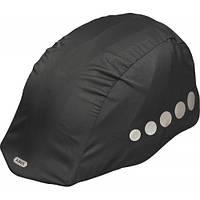 Дождевая накидка на шлем ABUS Helmet Raincap black
