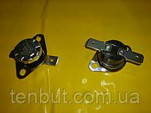 Реостат авто включення-виключення KSD 301 / 105℃ / 250 ст. / 10 / 17 мм. діаметр . Нормально замкнутий .