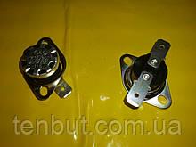 Реостат авто включення-виключення KSD 301 / 110℃ / 250 ст. / 10 / 17 мм. діаметр . Нормально замкнутий .