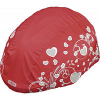 Дождевая накидка на шлем ABUS Helmet Raincap KIDS girl
