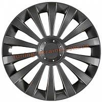 Автомобильные колпаки на колеса JESTIC Meridian anthracite R13