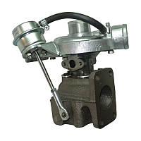 Турбокомпрессор  (турбина) С-12-191-01(автомобиль Соболь,Газель,Волга,двигатель ГАЗ)