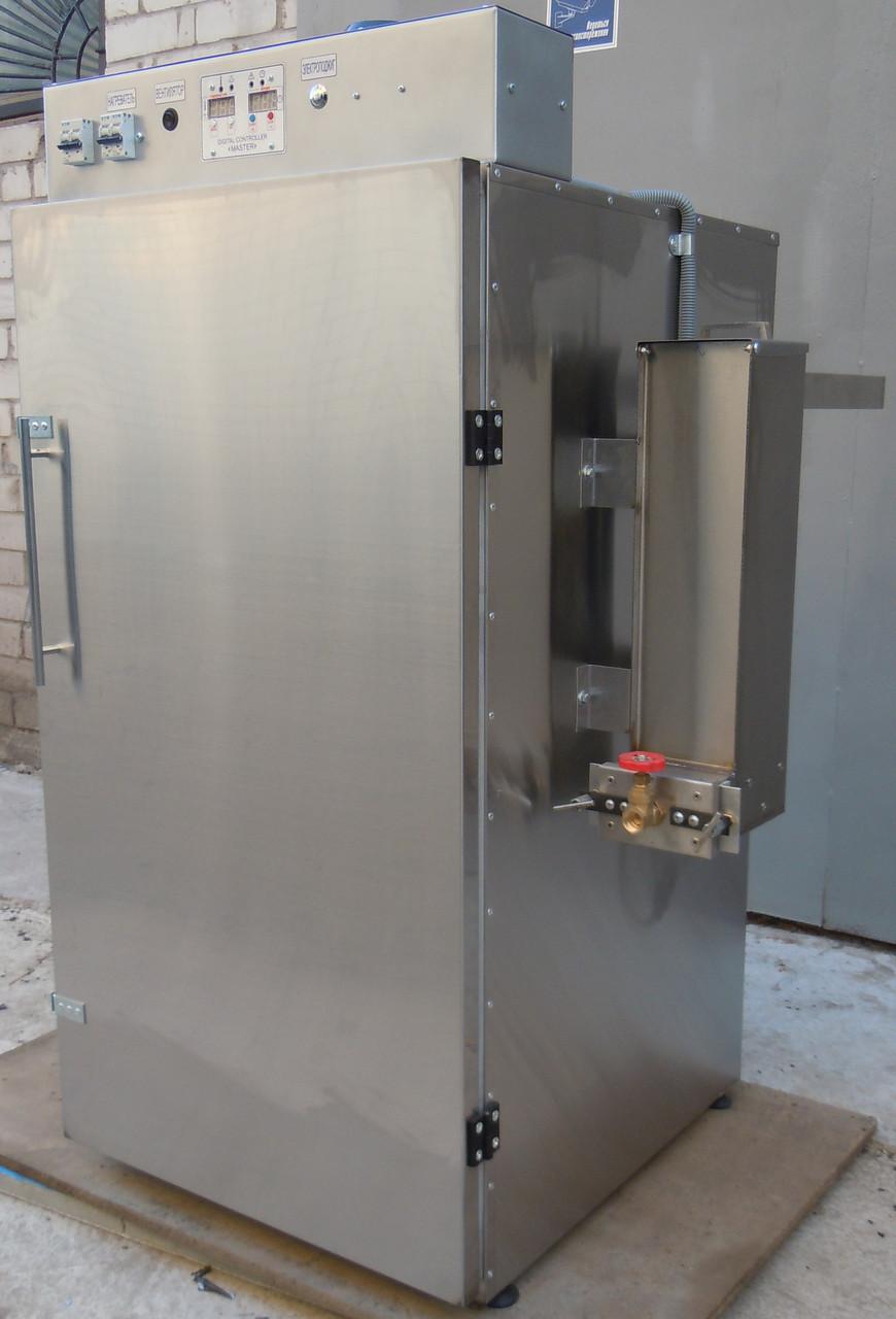 Купить промышленная коптильня горячего копчения куплю самогонный аппарат из стекла