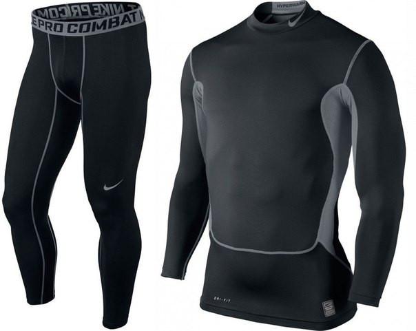 Термобелье мужское Nike, Adidas, Under Armour, Diadora