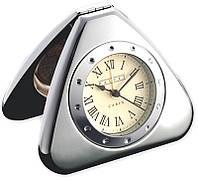 "Часы настольные 8,5х7,6х2,6 см. ""Cabin"" металлические Grants of Dalvey"