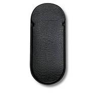 """Чехол для ножа для 0.61.-0.63. (58 мм) 1 слой """"Victorinox"""" кожаный черный"""