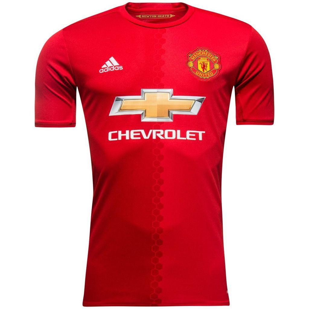 295754774819 Футбольная форма Манчестер Юнайтед (Manchester United) 2016-2017 домашняя