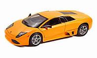 MAISTO Автомодель (1:18) Lamborghini Murcielago LP640 оранжевый металлик