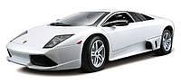 MAISTO Автомодель (1:18) Lamborghini Murcielago LP640 белый, фото 1