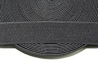 Резинка декоративная 45мм, черный , фото 1