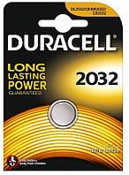 БатарейкаDuracell DL 2032 BL 1шт