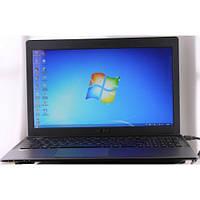 Мультимедийный ноутбук Asus K55N