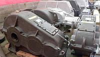 Редукторы, мотор-редукторы цилиндрические соосные типа Ц2С и МЦ2С