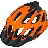 Шлем ABUS HILL BILL Signal Orange M (52-57 см)