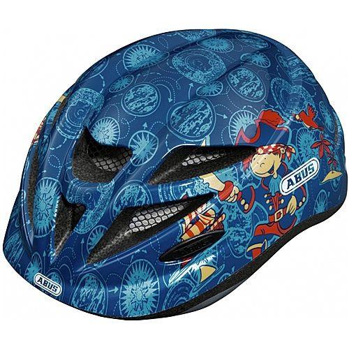 Шлем детский ABUS HUBBLE Pirate S