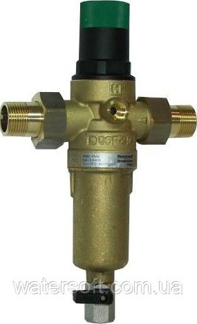 Фільтр механічного очищення з регулятором тиску для гарячої води Honeywell FK06 1/2AAM