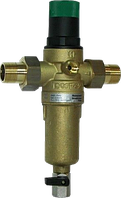 Фильтр механической очистки с регулятором давления для горячей воды Honeywell FK06 1/2AAM